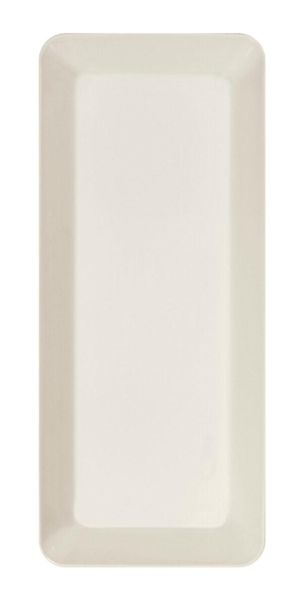 Iittala Teema Schaal - 16 x 37 cm - Wit