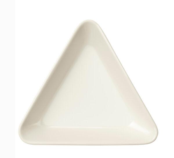 Iittala Teema Schaal - Driehoek - 12 cm - Wit