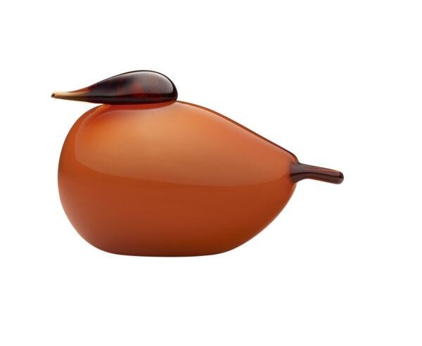 Iittala Birds by Toikka Kuulas Sevilla-oranje - 140 x 90 mm