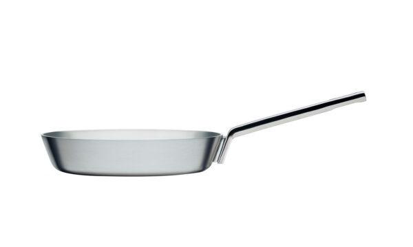 Iittala Tools Koekenpan - 24 cm - Geborsteld roestvrij staal