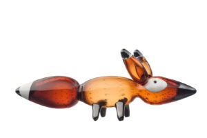 Iittala Vulpes Red fox - 420 x 145 mm