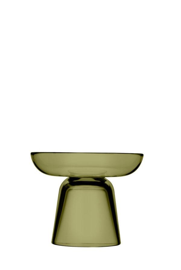 Iittala Nappula Kaarzenstandaard - 107 mm - Mosgroen