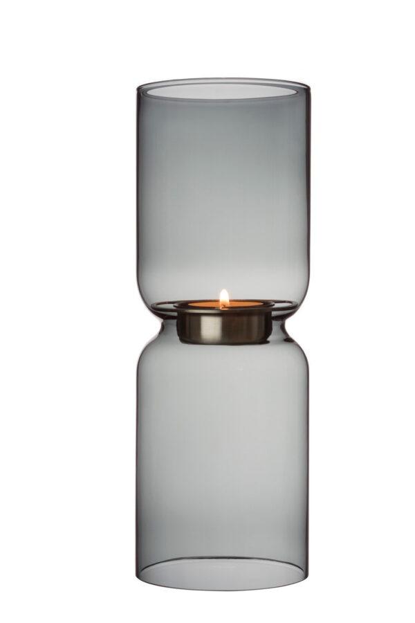 Iittala Lantern Kaarsenstandaard - 250 mm - Donkergrijs
