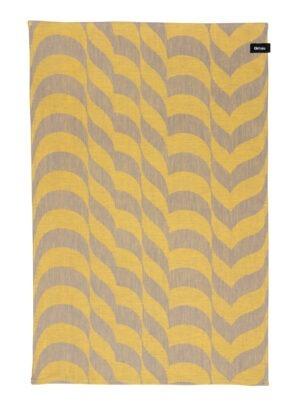 Iittala Accessories Theedoek - 47 x 70 cm - Linnen/Geel