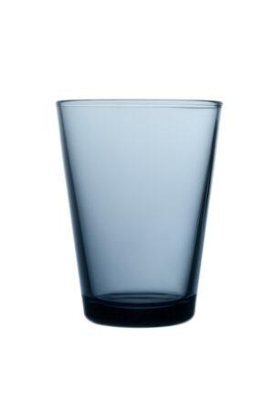 Iittala Kartio Glas - 40 cl - Regenblauw - 2 Stuks