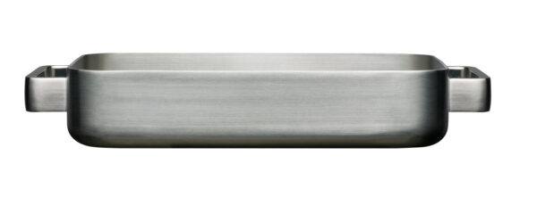 Iittala Tools Ovenpan Klein - 36 x 24 x 6 cm - Geborsteld roestvrij staal