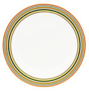Iittala Origo Bord - 26 cm - Oranje