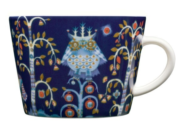 Iittala Taika Koffie/Cappuccinokop - 0,2 l - Blauw