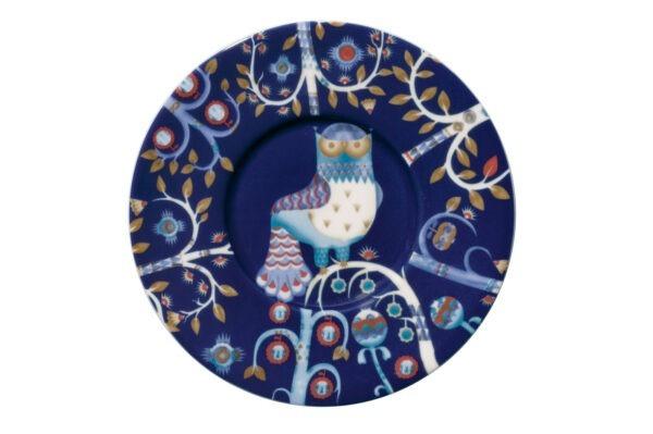 Iittala Taika Cappuccinoschotel - 15 cm - Blauw