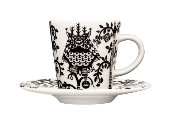 Iittala Taika Espressokop - 0,1 l - Zwart