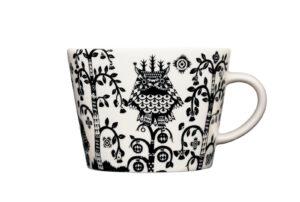 Iittala Taika Koffie/Cappuccinokop - 0,2 l - Zwart