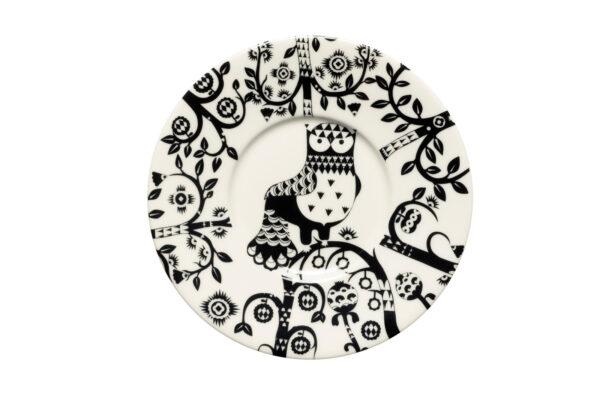 Iittala Taika Cappuccinoschotel - 15 cm - Zwart